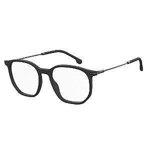 Óculos de Grau Carrera Unissex 204 51-Preto