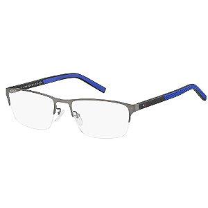 Óculos de Grau Tommy Hilfiger TH 1577/F/57 Cinza