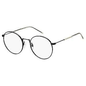 Óculos de Grau Tommy Hilfiger TH 1586/52 Preto
