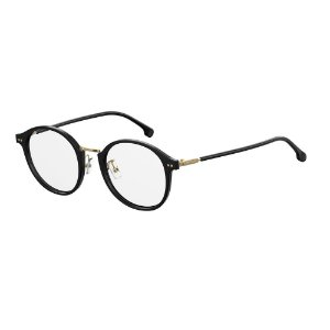 Óculos de Grau Carrera Unissex  160/V/F 48-Preto