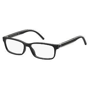 Óculos de Grau Tommy Hilfiger TH 1495/54 Preto