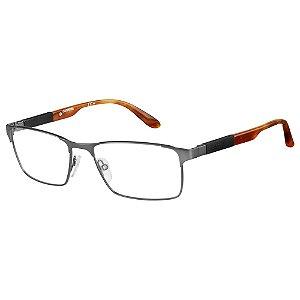 Óculos de Grau Carrera Ca8822 -  56 - Cinza