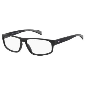 Óculos de Grau Tommy Hilfiger TH 1745 -  57 - Preto