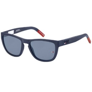 Óculos de Sol Tommy Hilfiger Jeans TJ 0002/S -  54 - Azul