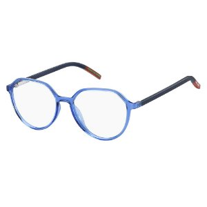 Óculos de Grau Tommy Hilfiger Jeans TJ 0011 -  50 - Azul