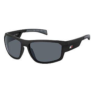 Óculos de Sol Tommy Hilfiger TH 1722/S -  61 - Preto
