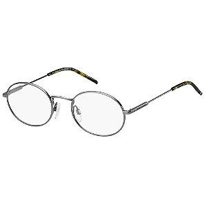Óculos de Grau Tommy Hilfiger TH 1729 -  49 - Cinza