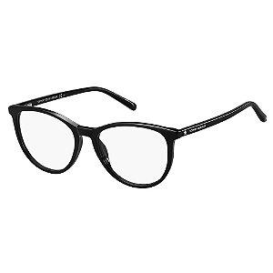 Óculos de Grau Tommy Hilfiger TH 1751 -  52 - Preto