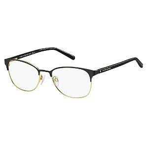 Óculos de Grau Tommy Hilfiger TH 1749 -  53 - Preto