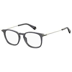 Óculos de Grau Polaroid Pld D363/G -  50 - Cinza