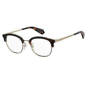 Óculos de Grau Polaroid Pld D368/F -  50 - Marrom