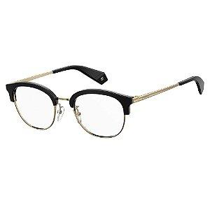 Óculos de Grau Polaroid Pld D368/F -  50 - Preto