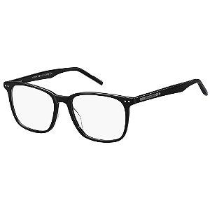 Óculos de Grau Tommy Hilfiger TH 1732 -  51 - Preto
