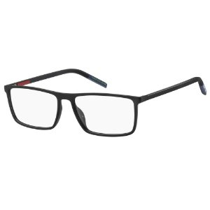 Óculos de Grau Tommy Hilfiger Jeans TJ 0019 -  55 - Preto