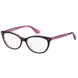 Óculos de Grau Tommy Hilfiger TH 1553 -  53 - Rosa