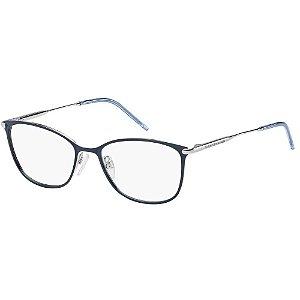 Óculos de Grau Tommy Hilfiger TH 1637 -  53 - Cinza