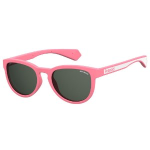 Óculos de Sol Polaroid Pld 8030/S  47 - Rosa - Polarizado - Infantil
