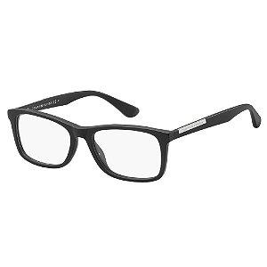 Óculos de Grau Tommy Hilfiger TH 1595 -  53 - Preto