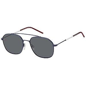 Óculos de Sol Tommy Hilfiger TH 1599/S -  55 - Azul