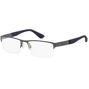 Óculos de Grau Tommy Hilfiger TH 1524 -  52 - Cinza