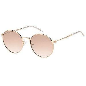 Óculos de Sol Tommy Hilfiger TH 1586/S -  52 - Dourado