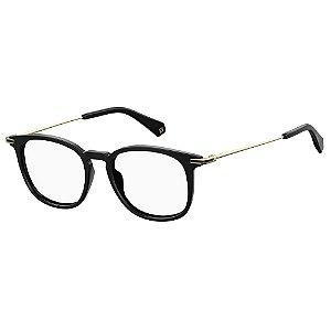 Óculos de Grau Polaroid Pld D363/G -  50 - Preto