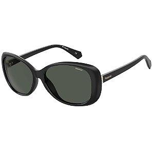 Óculos de Sol Polaroid Pld 4097/S  58 - Preto - Polarizado