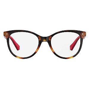 Óculos de Grau Polaroid Pld D815 -  48 - Marrom
