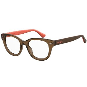 Óculos de Grau Havaianas Almada/V -  49 - Marrom