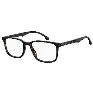 Óculos de Grau Carrera 8847 -  54 - Marrom