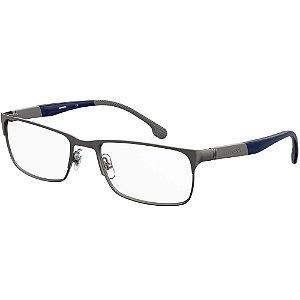 Óculos de Grau Carrera 8849 -  57 - Cinza
