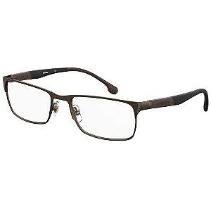 Óculos de Grau Carrera 8849 -  57 - Dourado