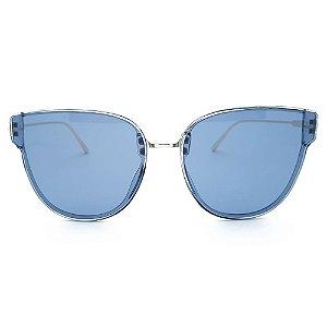 Óculos de Sol Atitude AT8016 H01 - 60 - Cinza