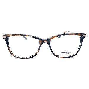 Armação de Óculos Ana Hickmann AH6413 G21 - 54 - Marrom