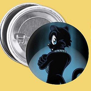 Bóton Medalha Zero do Personagem Sombra