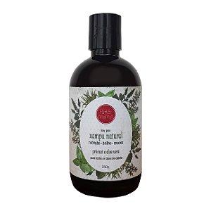 Xampu Natural Pracaxi e Aloe Vera