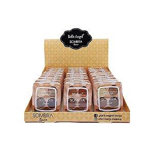 Paleta de Sombras Sweet 4 Cores Belle Angel B092 – Box c/ 24 unid