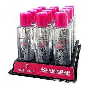 Água Micelar Mia Make 14014 - Box c/ 12 unid