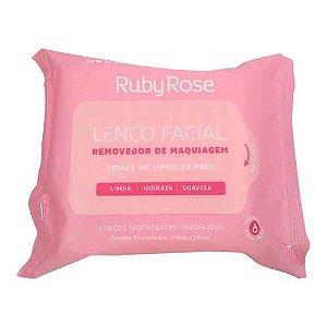 Lenço Removedor de Maquiagem Ruby Rose HB-200