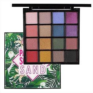 Paleta de Sombras Sand Luisance L1075