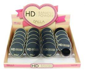Pó Banana Powder HD Vegano Dalla Makeup DL0109 - Box c/ 19 unid