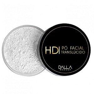 Pó Facial Translúcido HD Vegano Dalla Makeup DL0706