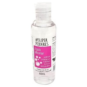 Água Micelar Super Poderes AMICSP01