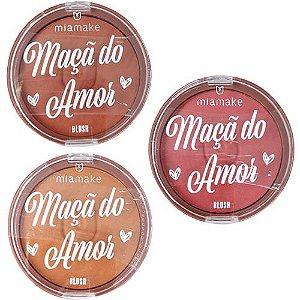 Blush Maçã do Amor Mia Make 220 – Kit c/ 03 unid