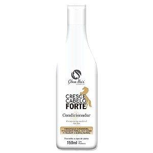 Condicionador Cresce Cabelo Forte Gloss Hair