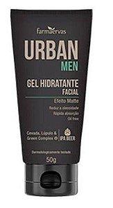 Gel Hidratante Facial Urban Men IPA Farmaervas