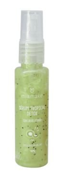 Sérum Tropical Detox com Carvão Ativado Mia Make 198
