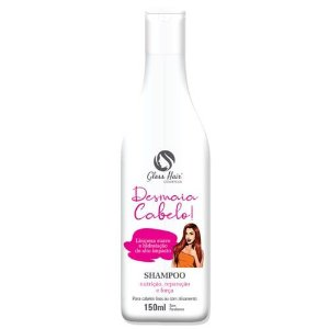 Shampoo Desmaia Cabelo Gloss Hair