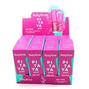 Gel Tint Pitaya Pool Ruby Rose HB-557 – Box c/ 12 unid