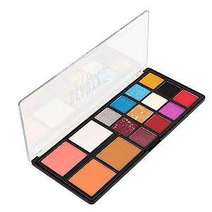 Paleta de Sombras Beauty Look Jasmyne JS07012